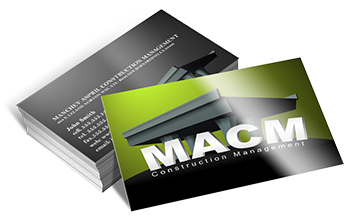 BUSINESS CARDS MACM
